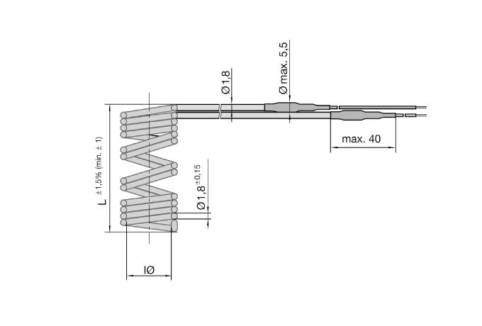 S5130 WENDELROHRPATRONE