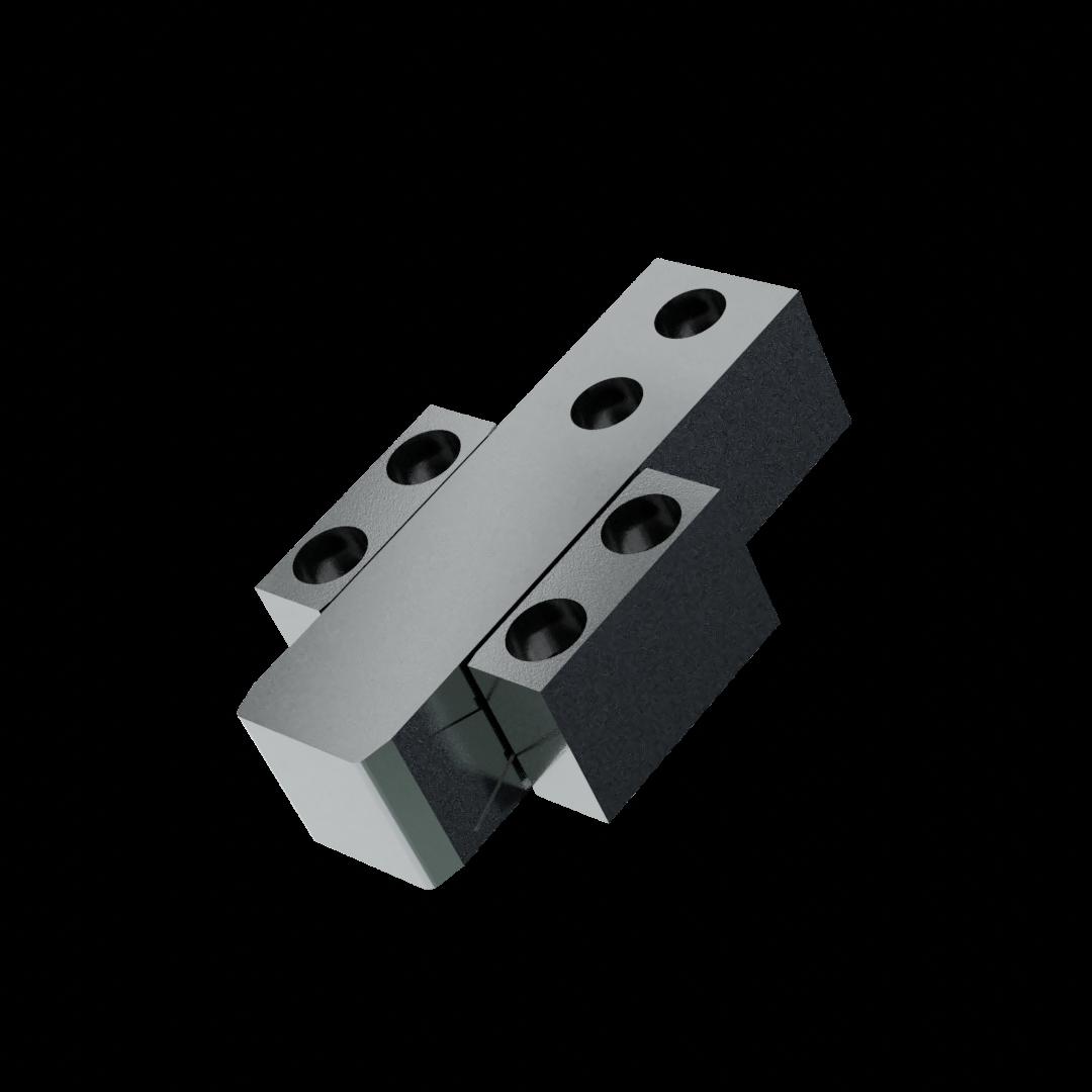 S1207 FLACHFÜHRUNG, DLC-BESCHICHTET (KOMPATIBEL ZU E1320)